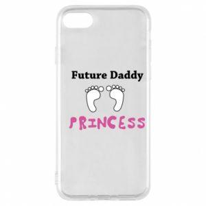 Etui na iPhone 8 Future  dad princess