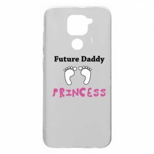 Etui na Xiaomi Redmi Note 9/Redmi 10X Future  dad princess