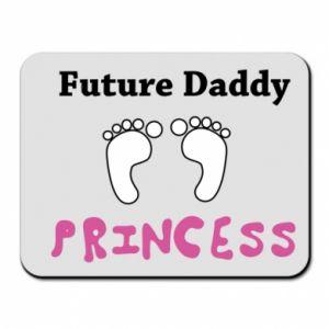 Podkładka pod mysz Future  dad princess
