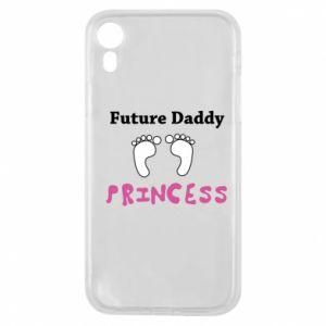 Etui na iPhone XR Future  dad princess