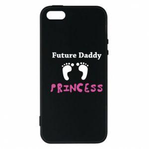 Etui na iPhone 5/5S/SE Future  dad princess