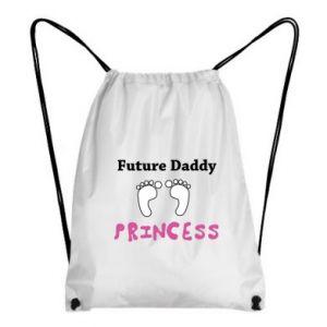 Plecak-worek Future  dad princess