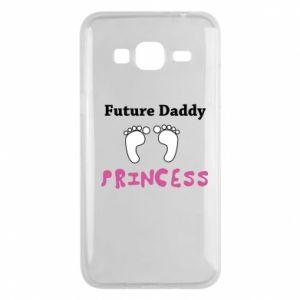Etui na Samsung J3 2016 Future  dad princess
