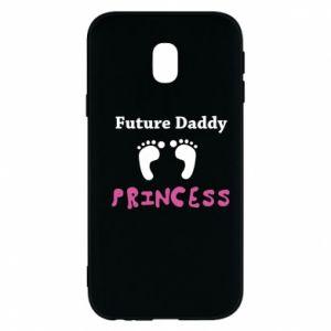 Etui na Samsung J3 2017 Future  dad princess