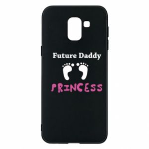 Etui na Samsung J6 Future  dad princess