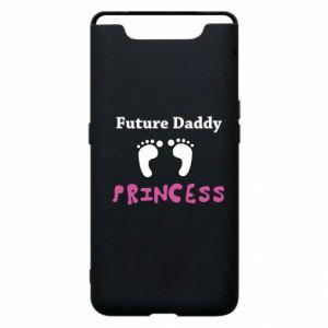 Etui na Samsung A80 Future  dad princess