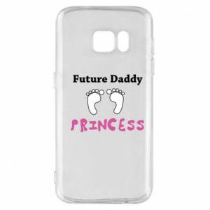 Etui na Samsung S7 Future  dad princess