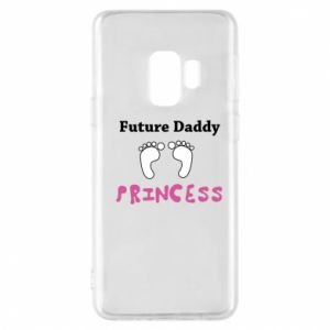 Etui na Samsung S9 Future  dad princess