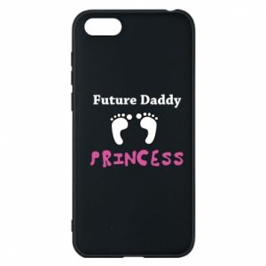 Etui na Huawei Y5 2018 Future  dad princess
