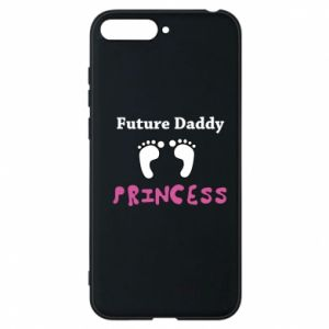 Etui na Huawei Y6 2018 Future  dad princess