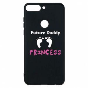 Etui na Huawei Y7 Prime 2018 Future  dad princess