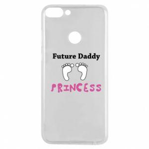 Etui na Huawei P Smart Future  dad princess