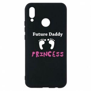 Etui na Huawei P20 Lite Future  dad princess