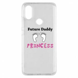 Etui na Xiaomi Mi A2 Future  dad princess