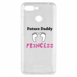 Etui na Xiaomi Redmi 6 Future  dad princess
