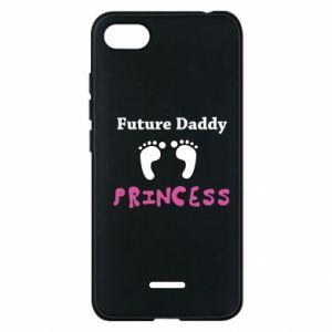 Etui na Xiaomi Redmi 6A Future  dad princess