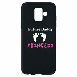 Etui na Samsung A6 2018 Future  dad princess