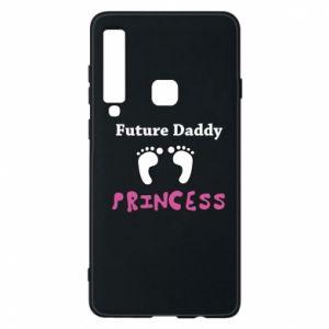 Etui na Samsung A9 2018 Future  dad princess
