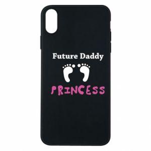 Etui na iPhone Xs Max Future  dad princess