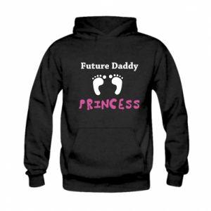 Bluza z kapturem dziecięca Future  dad princess