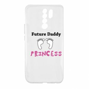 Xiaomi Redmi 9 Case Future  dad princess