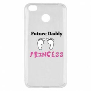 Etui na Xiaomi Redmi 4X Future  dad princess