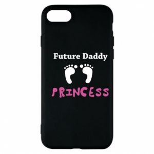 Etui na iPhone 7 Future  dad princess