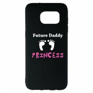 Etui na Samsung S7 EDGE Future  dad princess
