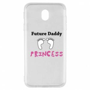 Etui na Samsung J7 2017 Future  dad princess