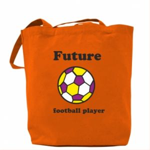 Bag Future football player - PrintSalon