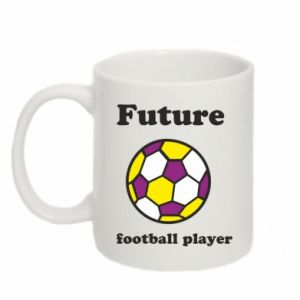 Mug 330ml Future football player - PrintSalon