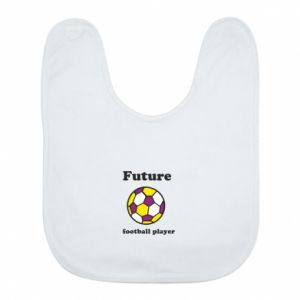 Bib Future football player - PrintSalon