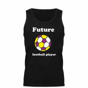Men's t-shirt Future football player - PrintSalon