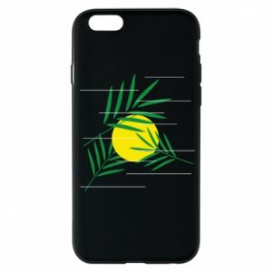 Phone case for iPhone 6/6S Palm branches