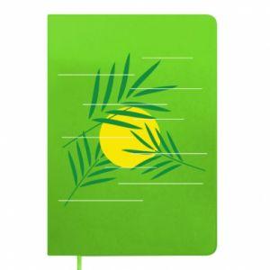 Notes Gałązki palmowe