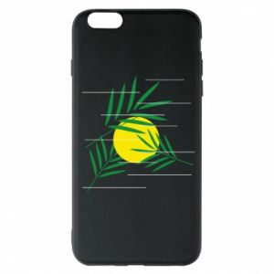 Phone case for iPhone 6 Plus/6S Plus Palm branches
