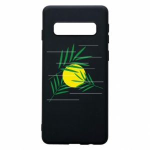 Phone case for Samsung S10 Palm branches