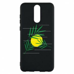 Phone case for Huawei Mate 10 Lite Palm branches