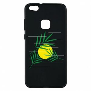 Phone case for Huawei P10 Lite Palm branches