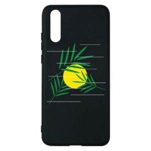 Phone case for Huawei P20 Palm branches