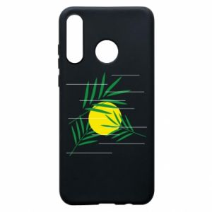 Phone case for Huawei P30 Lite Palm branches