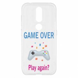 Etui na Nokia 4.2 Game over. Play again?