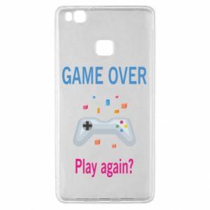 Etui na Huawei P9 Lite Game over. Play again?