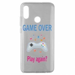 Etui na Huawei Honor 10 Lite Game over. Play again?