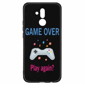 Etui na Huawei Mate 20 Lite Game over. Play again?