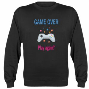 Bluza Game over. Play again?