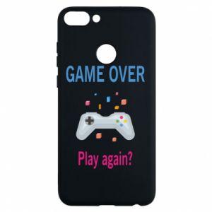Etui na Huawei P Smart Game over. Play again?