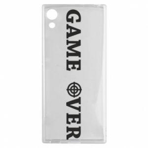 Sony Xperia XA1 Case Game over
