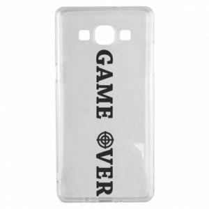 Samsung A5 2015 Case Game over