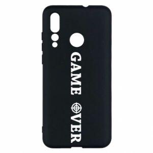Huawei Nova 4 Case Game over
